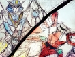 鎧装真姫ゴッドグレイツ/vsシェンウェイ