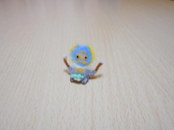 クジャクグモ