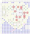 新マップ2・東側:遅延保護モード放置区画