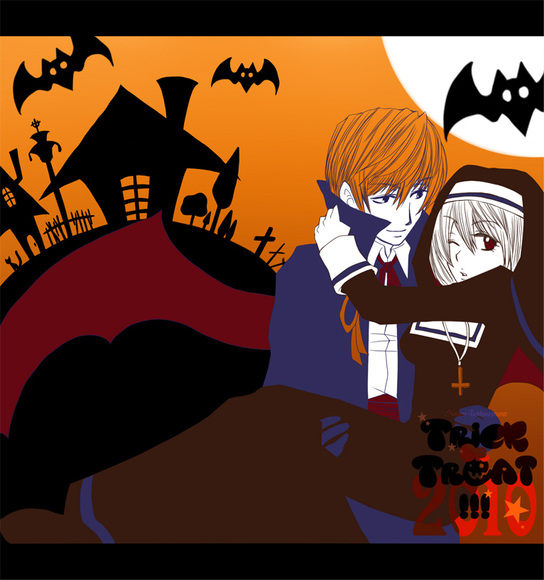 【Trick or treat 2010 !!!】時の軌跡ver