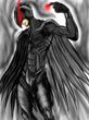漆黒のダークヒーロー、イラスト③ブライトver.2,5