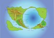 世界地図 Ver1
