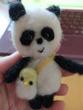 チャムさん製パンダ