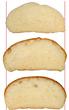 パン焼成実験の結果