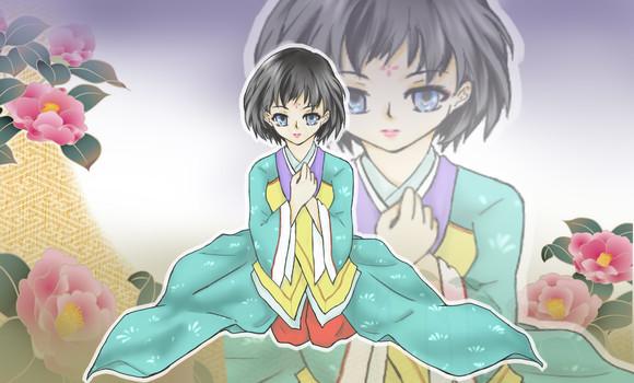 【線画×彩色◆コラボ祭りⅣ】Saikaさまの線画