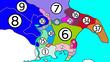 ファンタジー地図その6