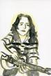音楽コラム 『ロックの歴史』 の第25回の挿絵