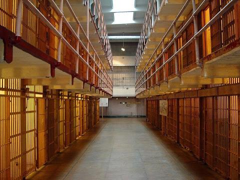 海外刑務所監房風景