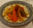 モロッコ料理 クスクス