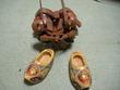 木靴が履けない