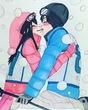 高校最後のスキー学習