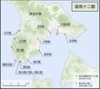 蝦夷0万石の野望・転生録  地図1