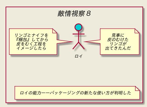 敵情視察8