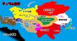 ユーラジアン大陸20210804
