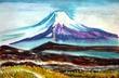 小説『未発表の一枚』≪ある画家のトラウマ 横浜大空襲≫の挿絵