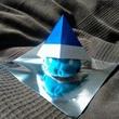 ジンベーと三角帽子