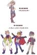 ヒトくちB&C 衣装3