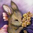 【お題DEイラスト企画】rabbit's wedding