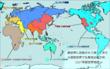 2127年版世界地図