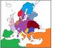 斜陽の帝国復興期・地図
