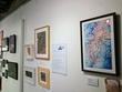 3月22日 ギャラリー・アートスープ 色彩とペンの息吹展