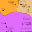 カルワリア要塞攻略戦地図