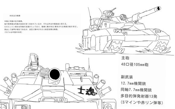 96式戦車