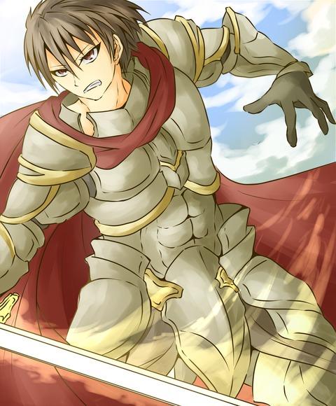 白銀の聖騎士 リメイク