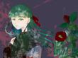 【線×色Ⅳ】白月舞依様の線画