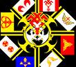 八旗十字紋