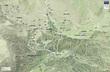 孔明北伐ルート地図