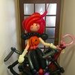 赤毛の蜘蛛の魔女