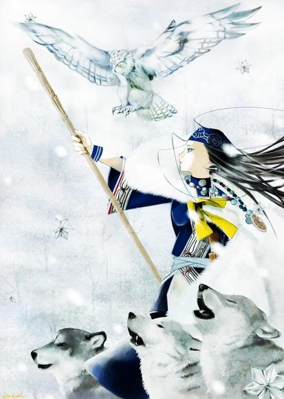 冬*宇津田姫