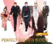 PERFECT GOLDEN BLOOD 表紙