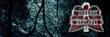 暗い森 反転