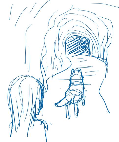 少年と竜神 92話予告用