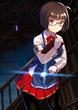 『魔導図書館の細胞はゆゆしげに踊る』主人公イメージ画
