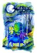 【線画×彩色◆コラボ祭】玄米さん2