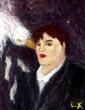 トレープレフの肖像(チェーホフ『かもめ』へ寄せて)