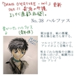 「DAWN OVERTURE -tail-」 更新