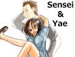 その愛を受け入れて yae & sensei