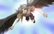 漆黒の翼の天使