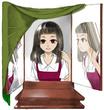 三面鏡の怪