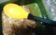 手作り料理 豚のしょうが焼き 下処理