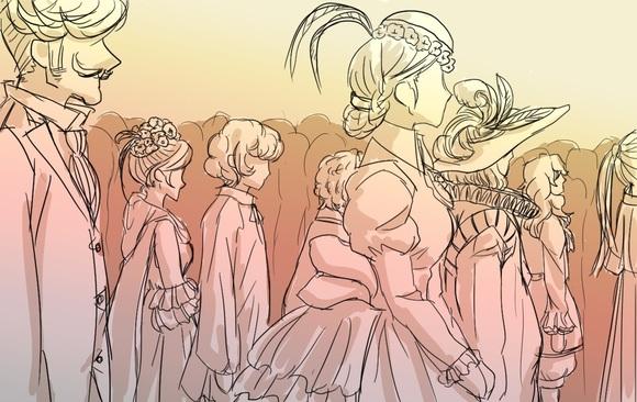 カタクリズム 貴族たち