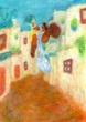 カルメン嬢の逃走(描き足し)