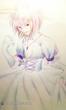 シロウサギにドレスを。衣装借りました