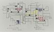 小説の挿絵07-ムマの世界の地図、ダウエルピンが歩いた道