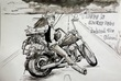 バイク×女の子