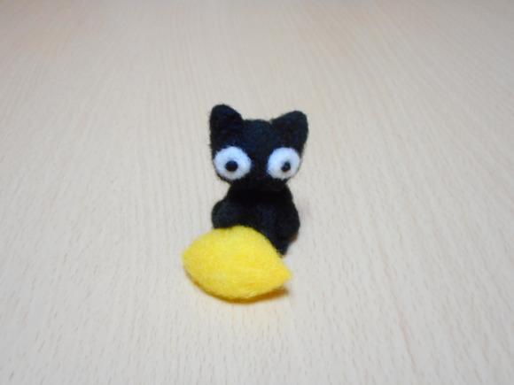 黒猫レモン